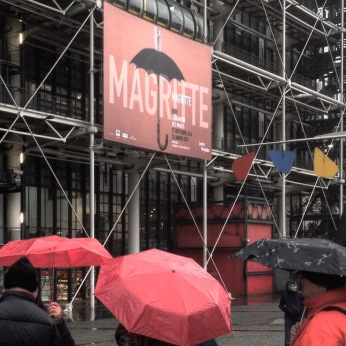 Evènement René Magritte, Centre George Pompidou, Paris Photo © AAPERTURA 2016