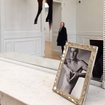 Exposition Maurizio Cattelan Not Afraid of Love 2016 © AAPERTURA