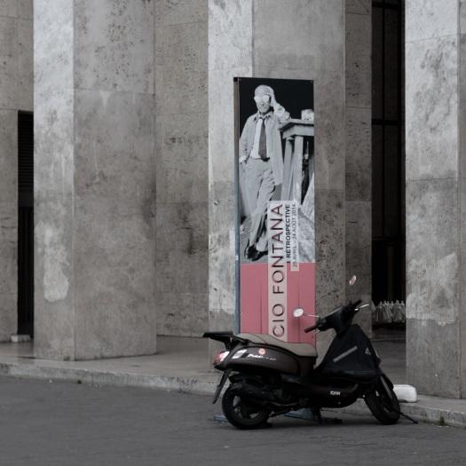 Lucio Fontana, 2014 © AAPERTURA